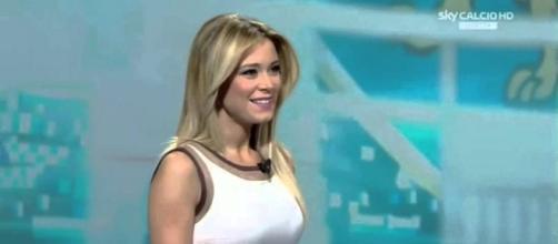 Diletta Leotta, conduttrice di Sky Sport