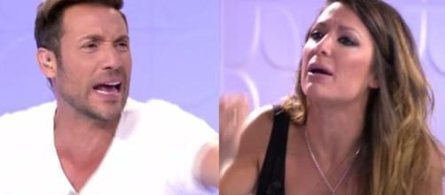Gran bronca entre Antonio David y Nagore en 'MYHYV' por Rocío ... - bekia.es