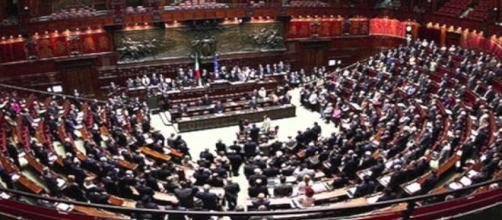 Il Parlamento italiano, Camera dei Deputati.