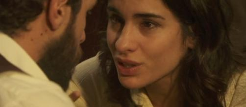 Il Segreto, trama puntate 25-1 ottobre: Ines rivela a Bosco la sua malattia
