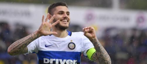 Il Tottenham in pressing su Icardi: pronta offerta da 45 milioni ... - eurosport.com