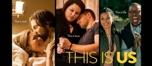 """Official poster for """"This Is Us"""" / screencap via NBC"""
