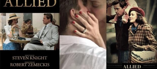 Allied, avec Brad Pitt et Marion Cotillard, sortira en novembre