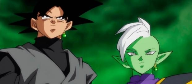 Black y Zamasu vivos en el capítulo 60 de dragon ball super