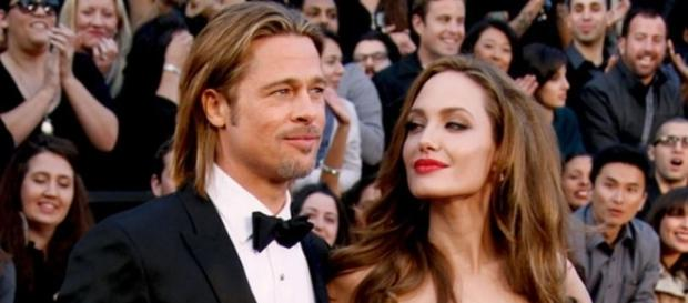 Brad Pitt e Angelina Jolie sul Red Carpet