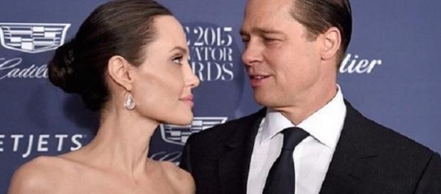 Brad Pitt e Angelina Jolie_fonte Instagram