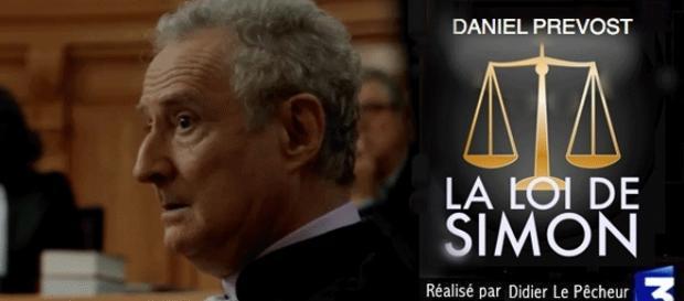 Daniel Prévost sera l'avocat Simon dans le troisième volet des séries « La loi de... » (France 3 - RTBF)
