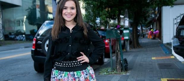Maisa Silva volta causar comentários nas redes sociais