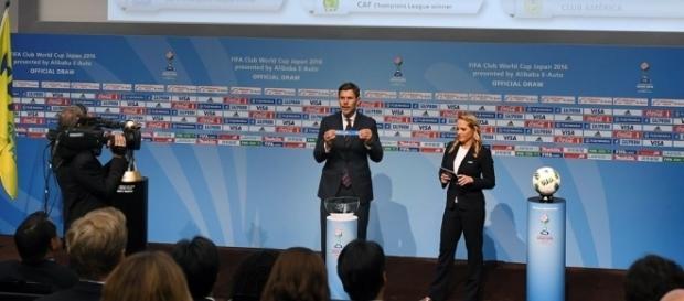 O sorteio aconteceu nesta quarta-feira (21) e foi dirigido pelo ex-jogador croata Zvonimir Boban, atual secretário-geral adjunto da Fifa