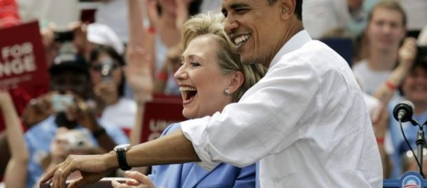 Obama to tell foe-to-friend story at Hillary Clinton event   PBS ... - pbs.org