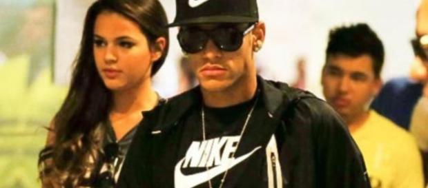 Para reconquistar Bruna Marquezine, Neymar precisa andar na linha (Foto: Reprodução)