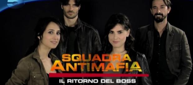 Squadra Antimafia 8 replica terza puntata