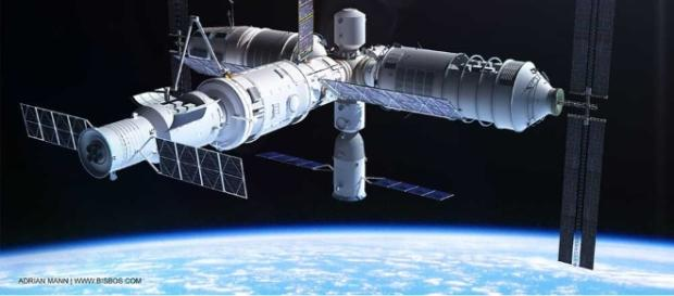 Chinese space station to fall to Earth