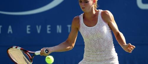 Camila Giorgi, speranza del tennis italiano