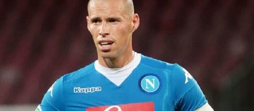Hamsik: 100 gol con la maglia azzurra