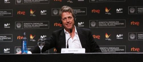 Hugh Grant presenta 'Florence Foster Jenkins' en San Sebastián / Carla Babón