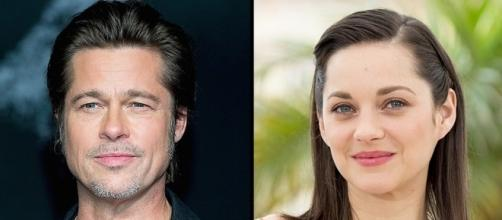 Marion Cotillard and Brad Pitt to Star in World War II Project ... - people.com