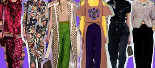 Moda autunno inverno 2016-2017: i pantaloni - Elle - elle.it