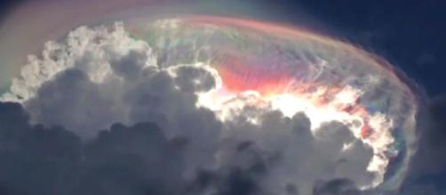 Nube apocalíptica sorprende a los costarricenses