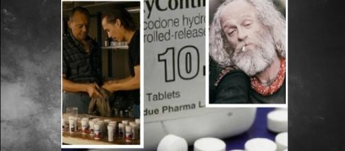 Oxycontin hot commodity in apocalypse! Photo: Blasting News Library Forbes.co 1. AMC promo 2. SyFy promo
