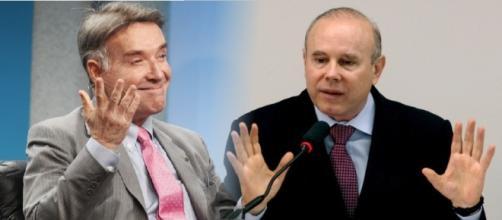 Polícia Federal prende ex-ministro Guido Mantega