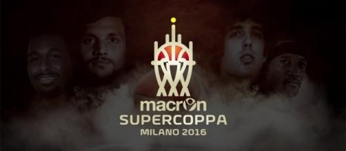 Supercoppa Italiana di basket 2016