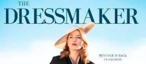 'The Dressmaker' Theatrical Poster (Courtesy of Broadgreen Pictures)