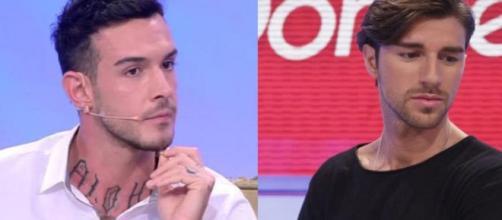 """Uomini e Donne: Andrea Damante """"ricco"""" vs Lucas Peracchi """"povero ... - meltybuzz.it"""
