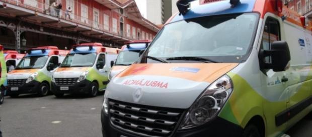Ambulâncias da Rio 2016 podem parar no lixo