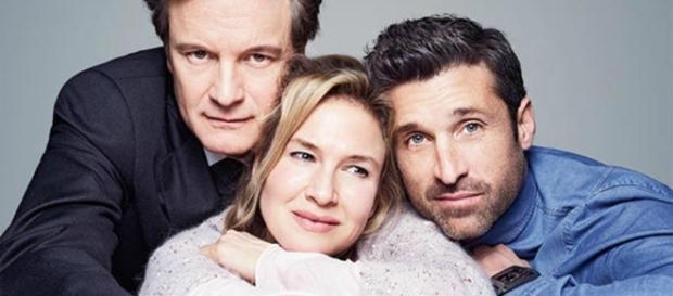 Bridget Jones's Baby al cinema: chi è il padre
