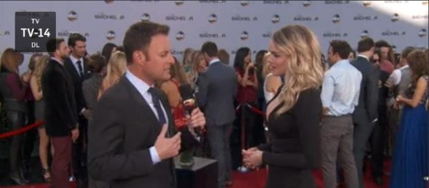 Chris Harrison Defends His Red Carpet Interview With Nikki Ferrell - wetpaint.com