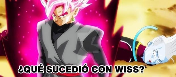 Goku Black y la muerte de Wiss