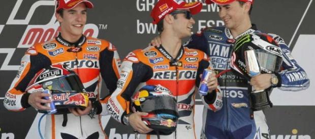 los pilotos españoles, ganadores en el Motorland de Aragón