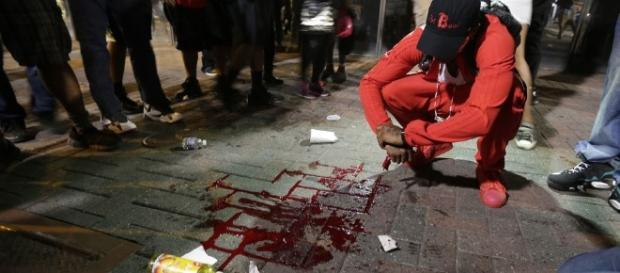 Man in critical condition after being shot during protests in ... - mashable.com