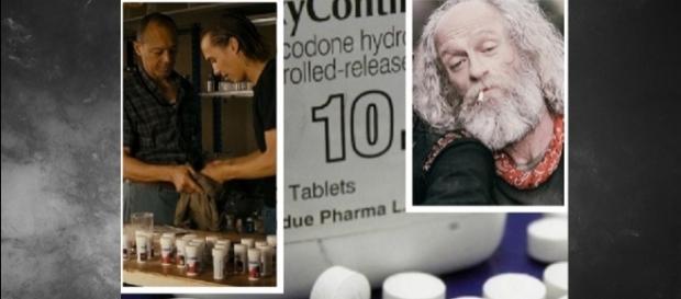 Oxycontin hot commodity in apocalypse! Photo: Blasting News Library Forbes.co 1. AMC promo 2. SyFy promo