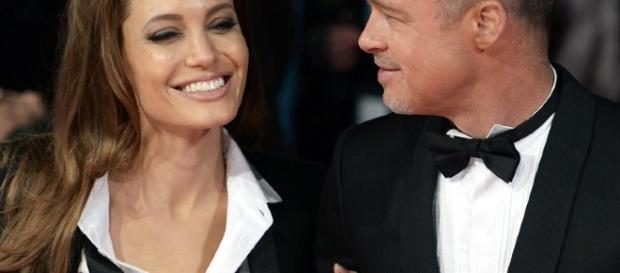The end of Hollywood's golden couple. Source- Creative Commons