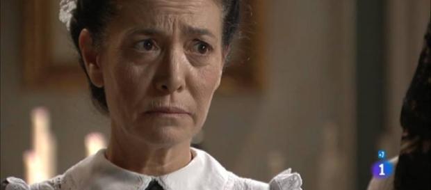 Una Vita, anticipazioni 26-30 settembre: Mauro minaccia Fabiana