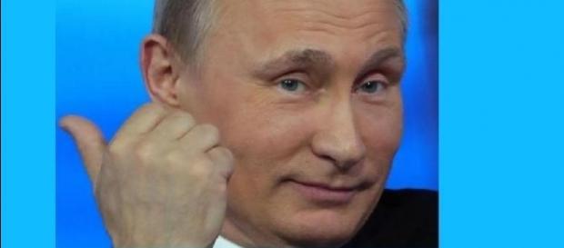 Vladimir Putin: Wer schwänzt, fliegt!