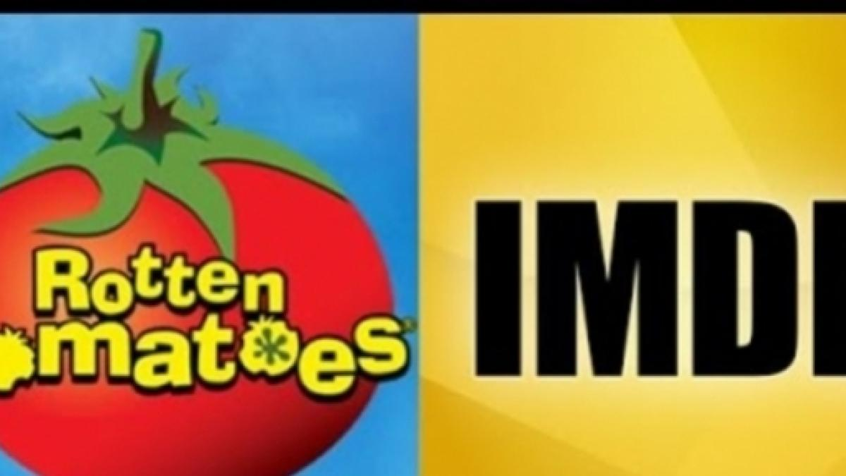 Difference between IMDB and Rotten Tomatoes