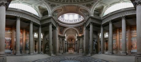 Pantheon, Roma fondato nel 27 a.C.