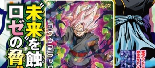 Black Goku, el Super Saiyan Rose