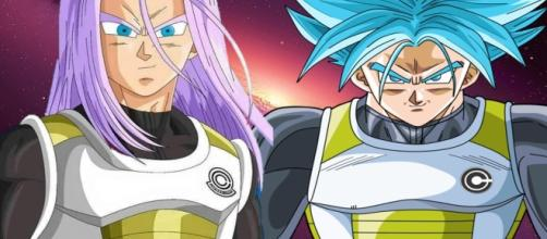 CREDITOS TRUNKS DBZ Y TRUNKS DBS