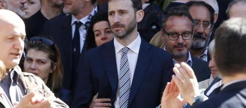 Davide Casaleggio, figlio del cofondatore del Movimento 5 Stelle Gianroberto.