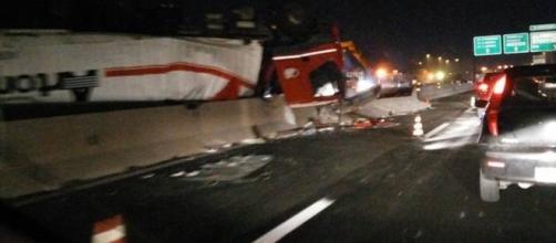 Incidente stradale perde la vita una giovane coppia