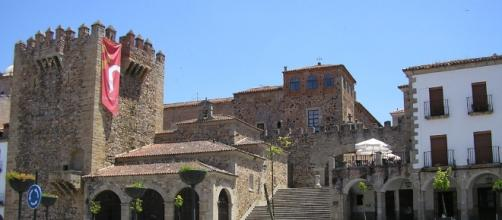 La ciudad de Cáceres será Desembarco del Rey.