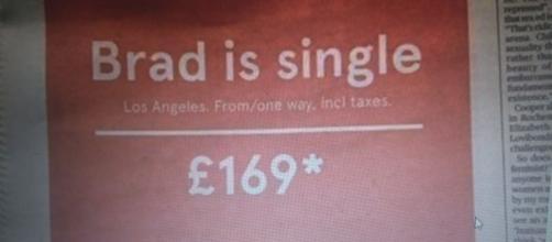 La simpatica campagna pubblicitaria di una compagnia aerea