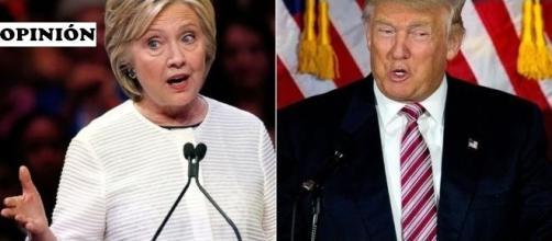 Los Candidatos a la Presidencia Electoral de los Estados Unidos no quizieran un debate.