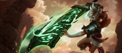 Riven, campeón de League of Legends