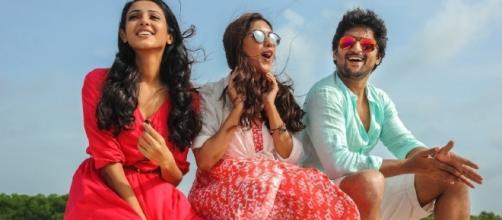 Telugu film 'Majnu' released today (Panasiabiz.com)