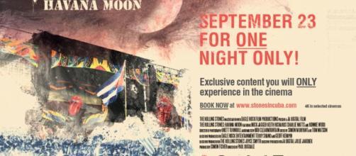 The Rolling Stones Havana Moon movie poster / The Rolling Stones, ...-stonesincuba.com